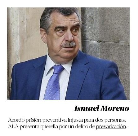 16-03-21 Querella ismael Moreno